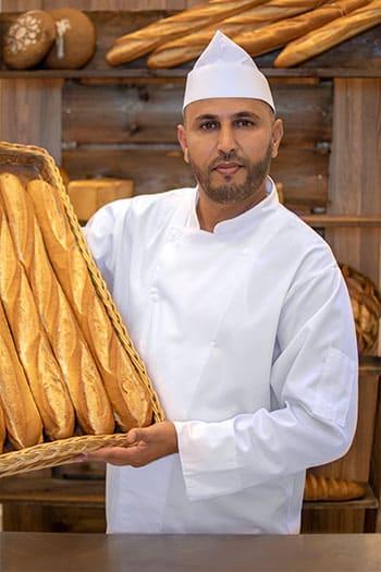 artisan boulanger algerie