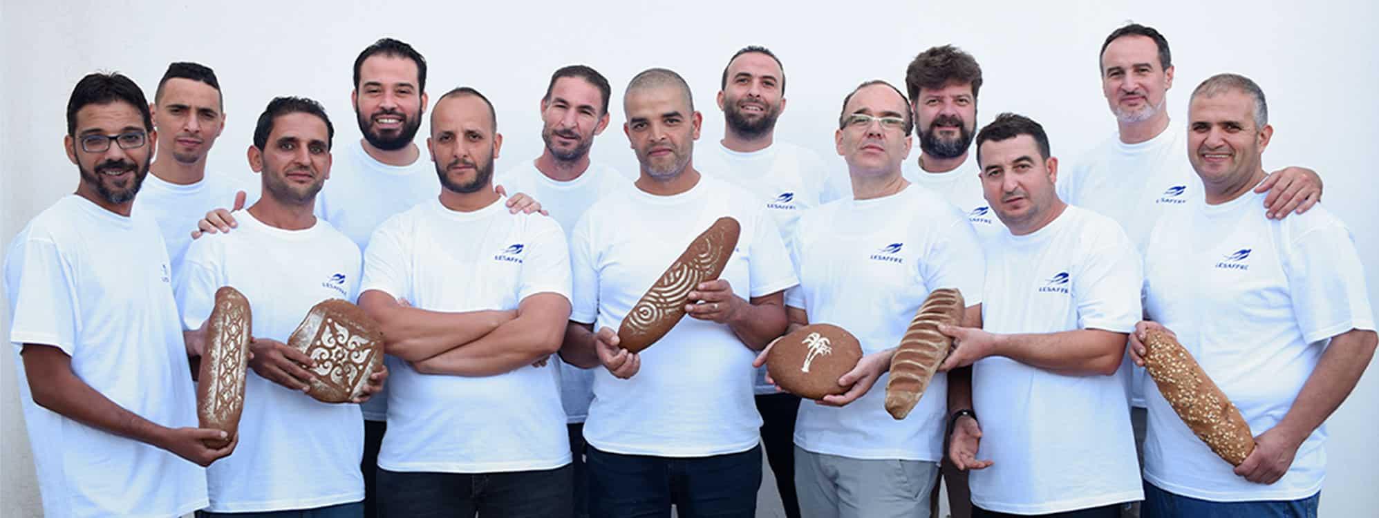 lesaffre Algerie equipe