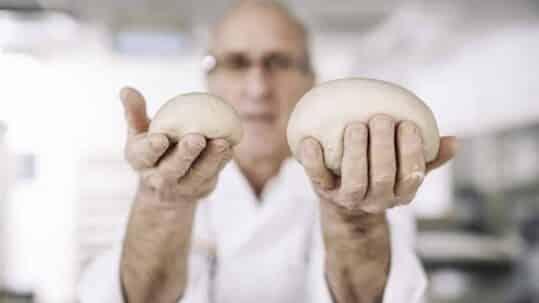 Comment définir la prise de volume du pain ?