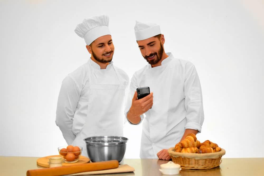 application boulangers algeriens